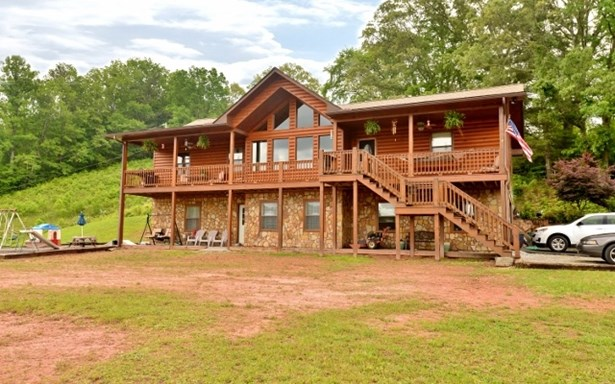 Residential, Country Rustic,Two Story - Robbinsville, NC (photo 2)