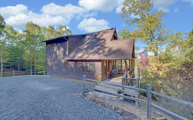 Chalet,See Remarks, Residential - Murphy, NC (photo 1)