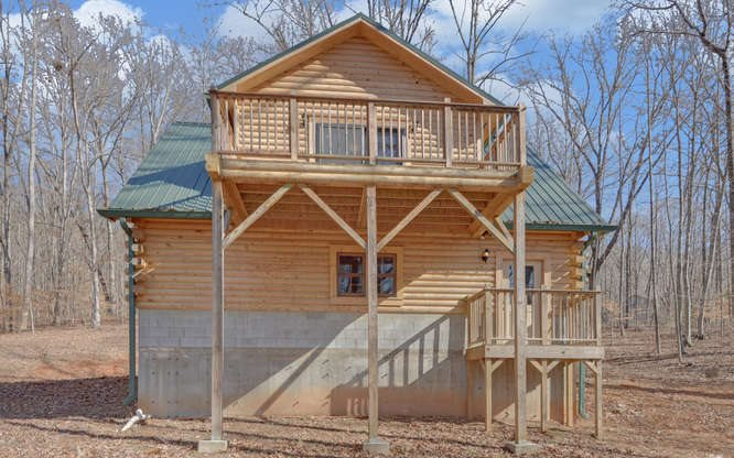 Residential, Cabin,Two Story - Hayesville, NC (photo 1)