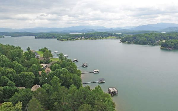 Lake Front Lot - Hiawassee, GA (photo 5)