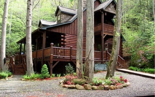 Cabin,See Remarks, Residential - Andrews, NC