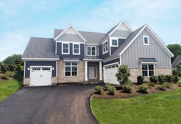 2 Stories, Contemporary - St. Charles, IL