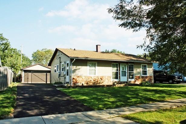 1 Story, Ranch - STREAMWOOD, IL