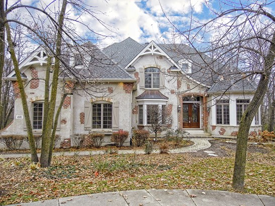 2 Stories, French Provincial - SOUTH ELGIN, IL