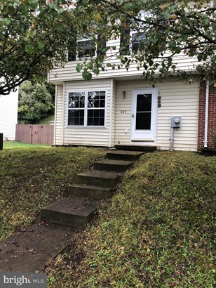 Colonial, End Of Row/Townhouse - STEPHENS CITY, VA