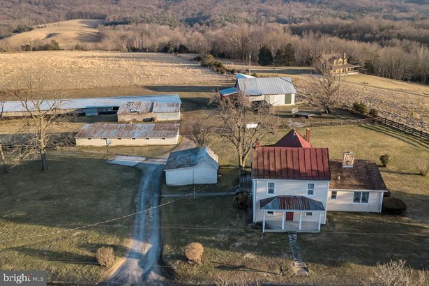 Farmhouse/National Folk, Detached - MAURERTOWN, VA