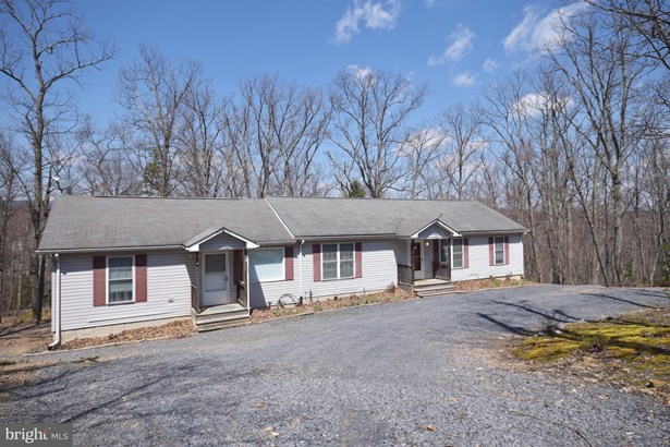 Ranch/Rambler, Detached - STAR TANNERY, VA (photo 1)