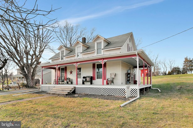 Farmhouse/National Folk, Detached - STRASBURG, VA