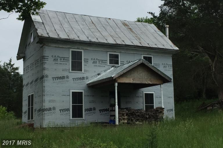 Farm House, Detached - MAURERTOWN, VA (photo 2)
