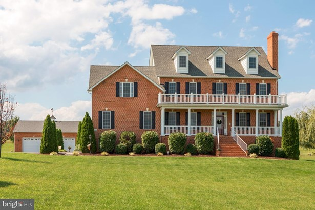 Single Family Residence, Georgian - MIDDLETOWN, VA (photo 1)