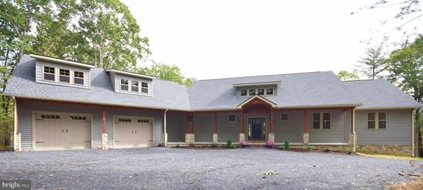 Single Family Residence, Craftsman - BENTONVILLE, VA (photo 1)