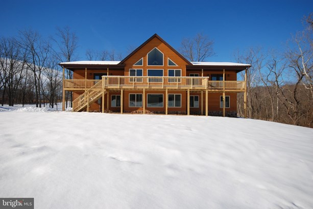 Chalet,Contemporary, Detached - BENTONVILLE, VA