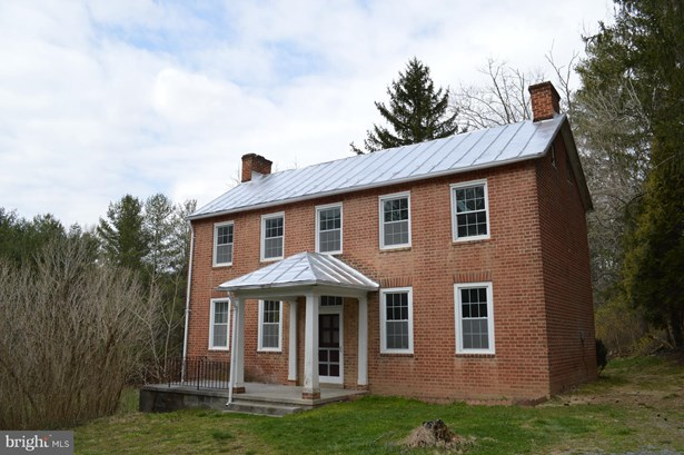 Farmhouse/National Folk, Detached - STAR TANNERY, VA (photo 1)