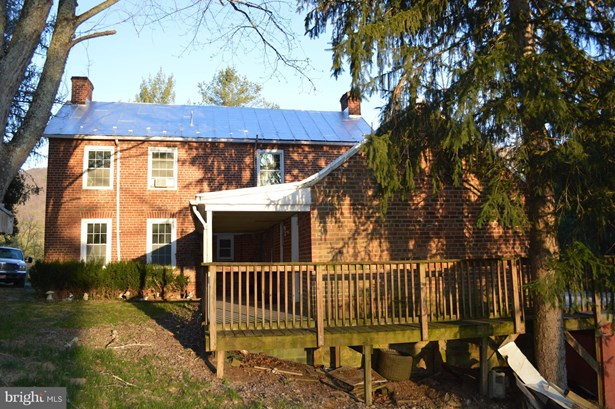 Farmhouse/National Folk, Detached - STAR TANNERY, VA (photo 2)