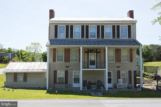 Farmhouse/National Folk, Detached - FORT VALLEY, VA (photo 1)