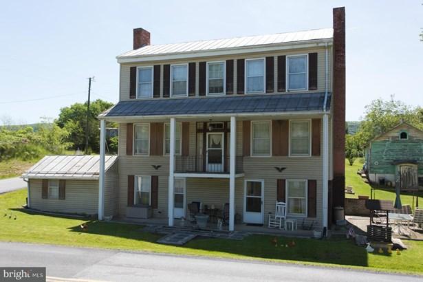 Farmhouse/National Folk, Detached - FORT VALLEY, VA (photo 2)