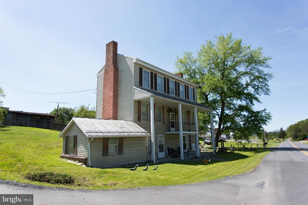 Farmhouse/National Folk, Detached - FORT VALLEY, VA (photo 3)