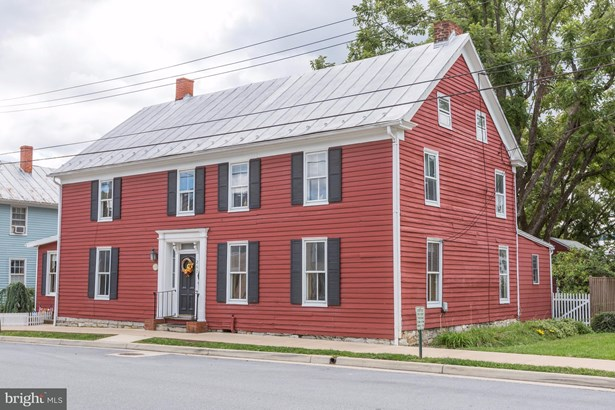 Single Family Residence, Colonial - STRASBURG, VA (photo 1)