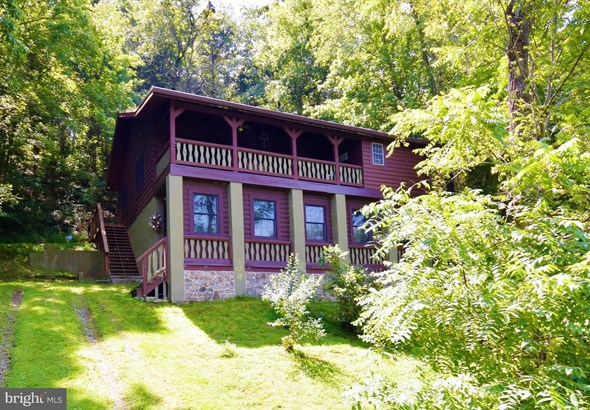 Detached, Log Home - RILEYVILLE, VA (photo 1)