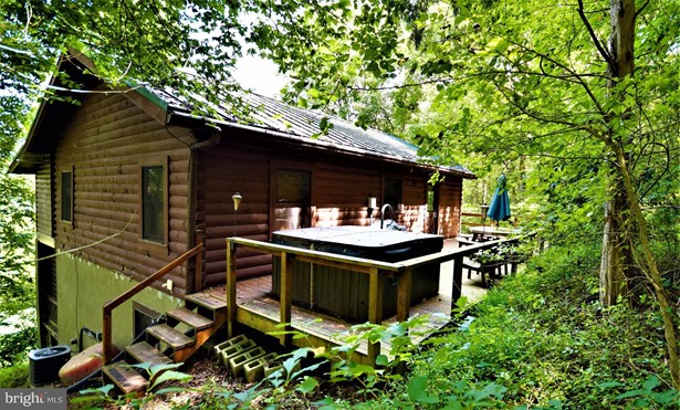 Detached, Log Home - RILEYVILLE, VA (photo 4)
