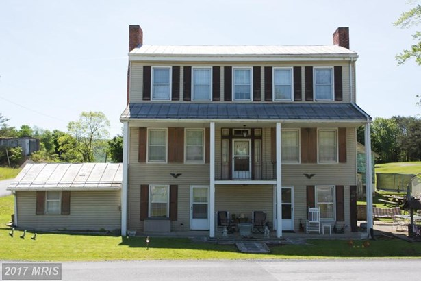 Farm House, Detached - FORT VALLEY, VA (photo 1)