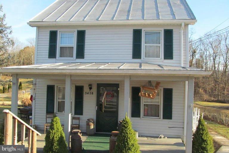 Single Family Residence, Craftsman - TOMS BROOK, VA (photo 1)