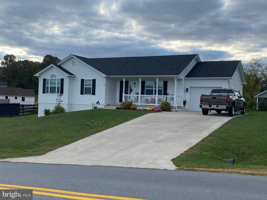 Ranch/Rambler, Detached - MAURERTOWN, VA