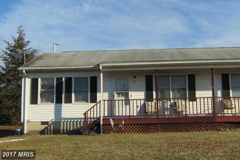 Rancher, Duplex - MAURERTOWN, VA (photo 1)