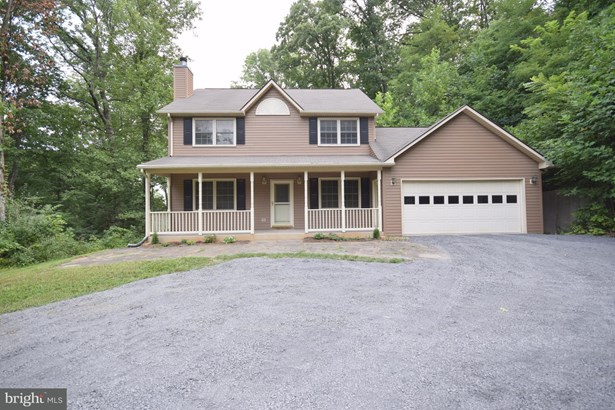 Single Family Residence, Colonial - FRONT ROYAL, VA (photo 1)