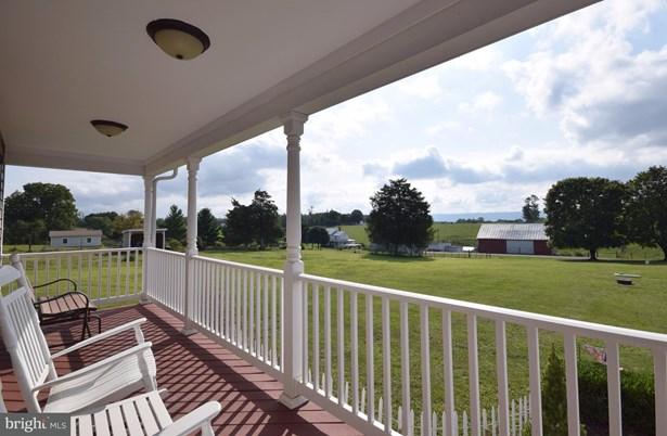 Single Family Residence, Colonial - MAURERTOWN, VA (photo 5)