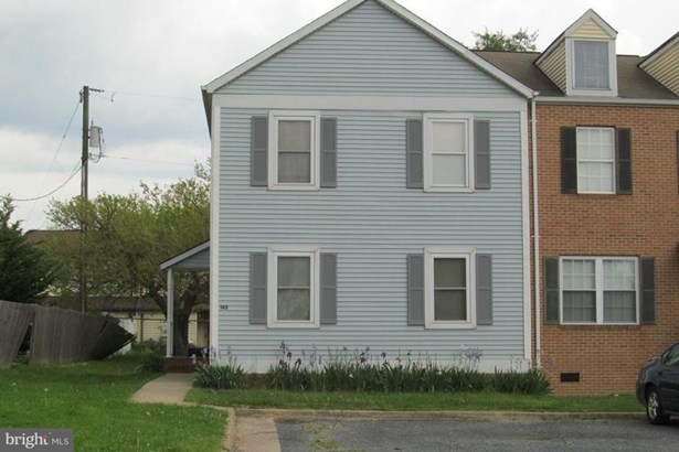 Colonial, End Of Row/Townhouse - WOODSTOCK, VA
