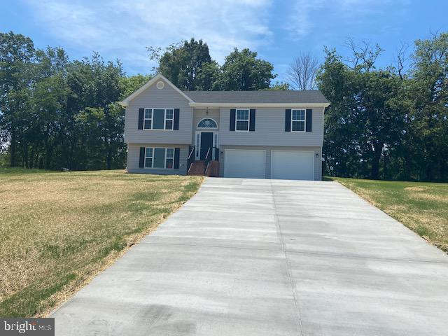 Split Foyer, Detached - MAURERTOWN, VA