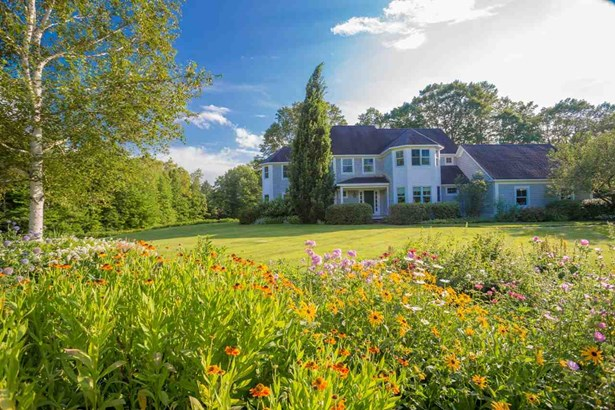 833 Shaw Mansion Road, Waterbury, VT - USA (photo 1)