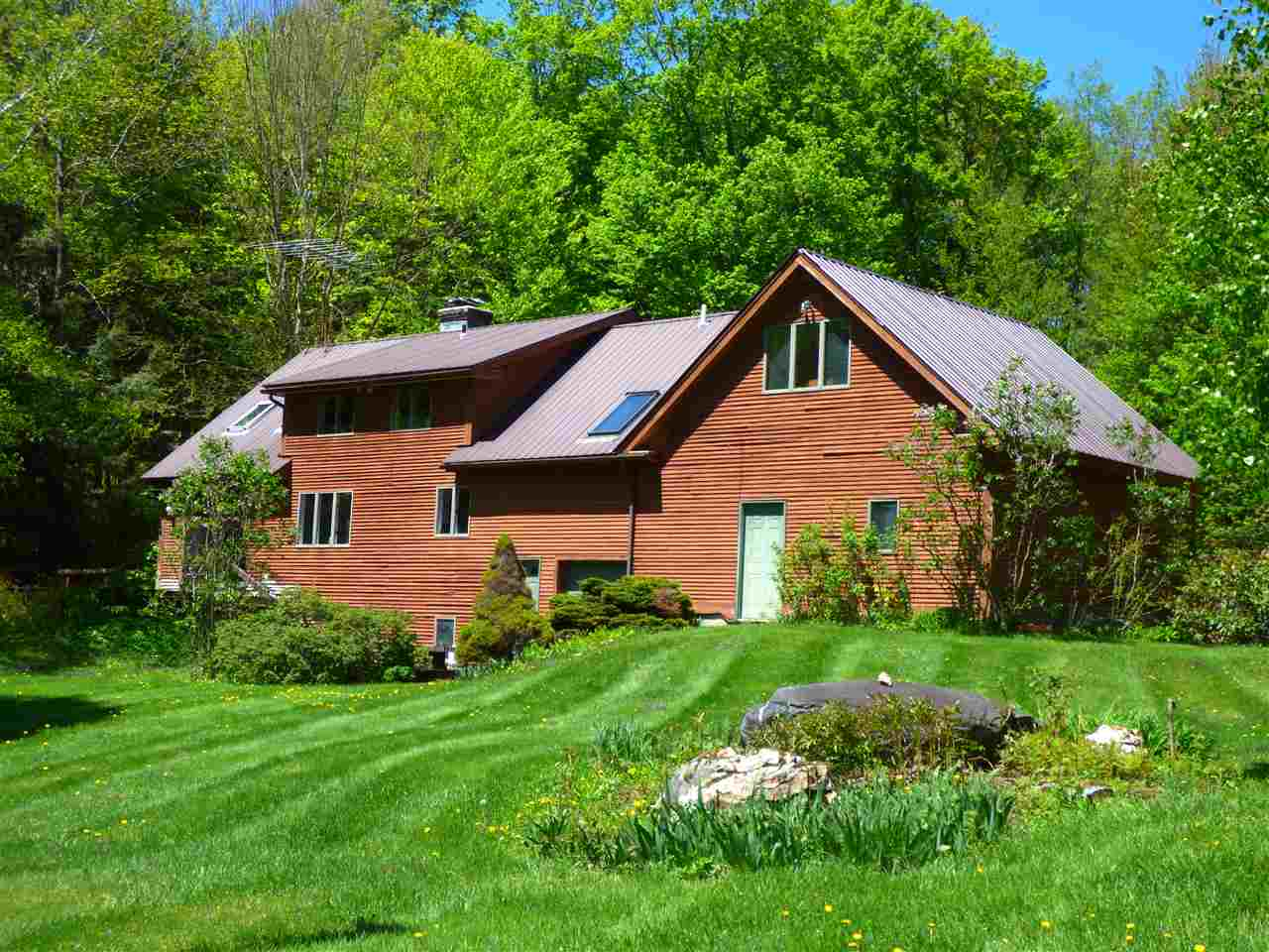 282 Slayton Farm Road, Stowe, VT - USA (photo 1)