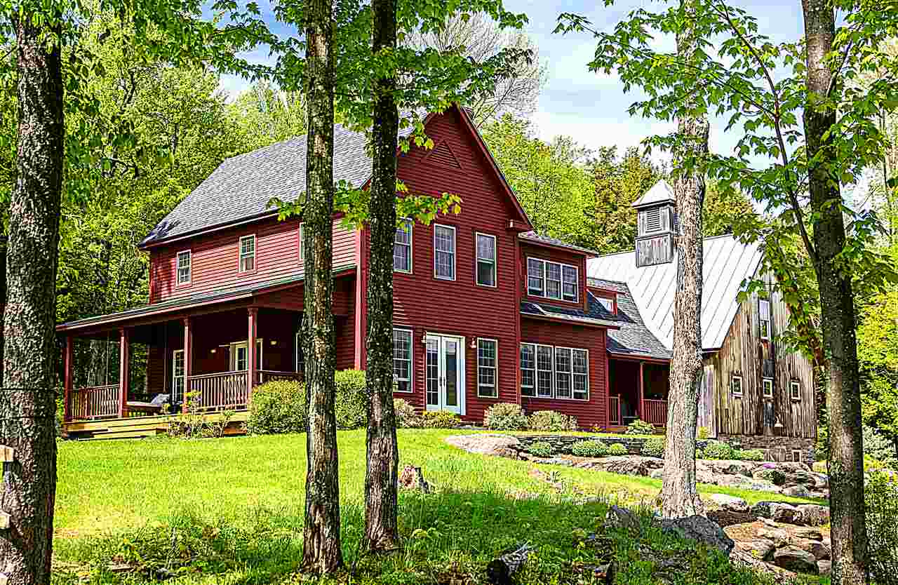 842 Barnes Hill Road, Stowe, VT - USA (photo 1)