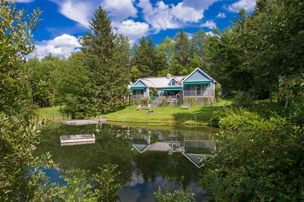 455 Pinnacle Road, Stowe, VT - USA (photo 1)