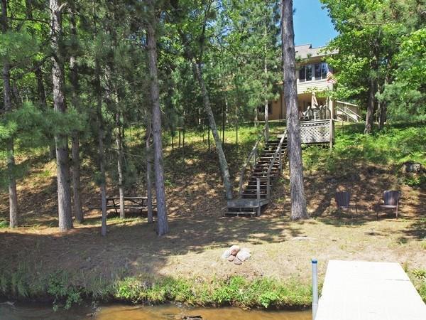 3543 Lake Road, Barnes, WI - USA (photo 1)