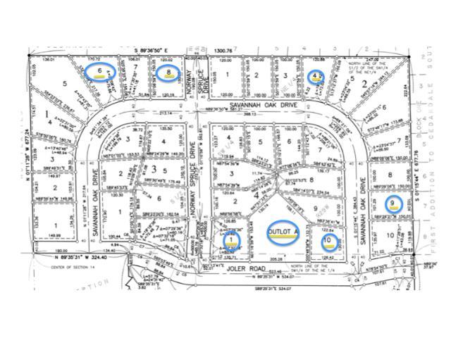 Lot 6 Blk 1 Savannah Oak Drive, Baxter, MN - USA (photo 3)