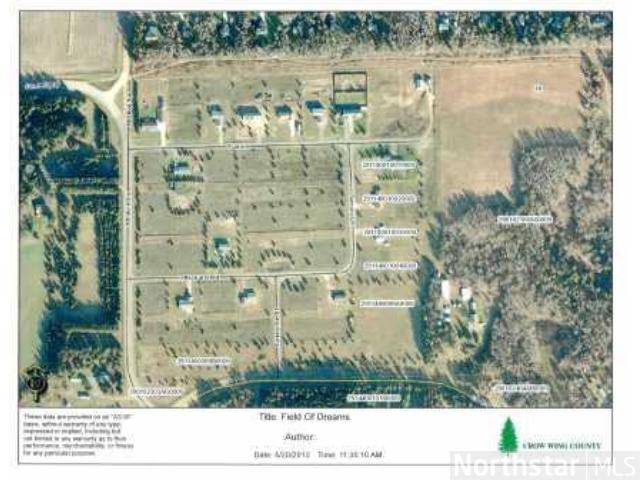 Lot 7, Blk 4 Field Of Dreams Plat, Pequot Lakes, MN - USA (photo 2)