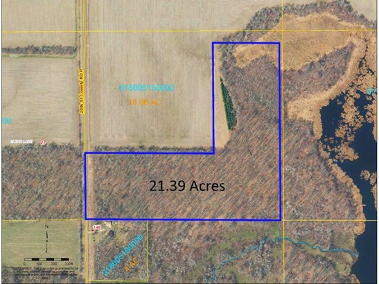 Xxx S21.39 Acres County Road P, Clear Lake, WI - USA (photo 4)
