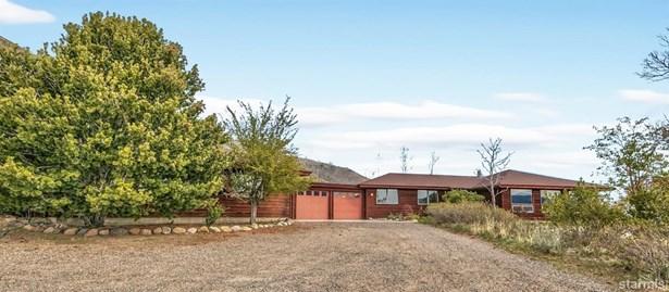 Single Family Residence, Ranch - Markleeville, CA (photo 1)