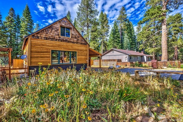 Cabin, Single Family Residence - South Lake Tahoe, CA