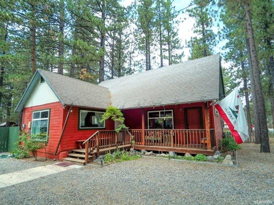 Cabin, Single Family Residence - South Lake Tahoe, CA (photo 1)