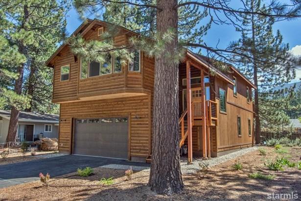 Split Level, Single Family Residence - South Lake Tahoe, CA (photo 1)