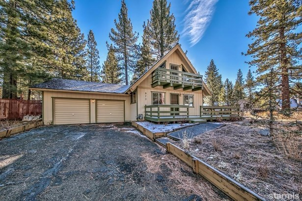 Chalet, Single Family Residence - South Lake Tahoe, CA (photo 1)