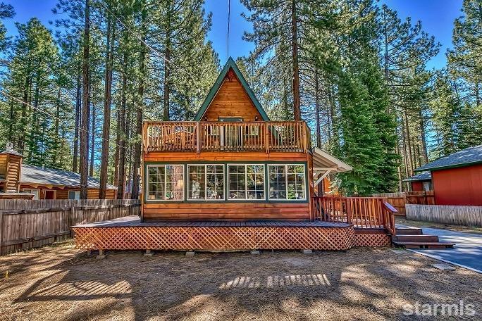 Single Family Residence, A-Frame - South Lake Tahoe, CA (photo 1)