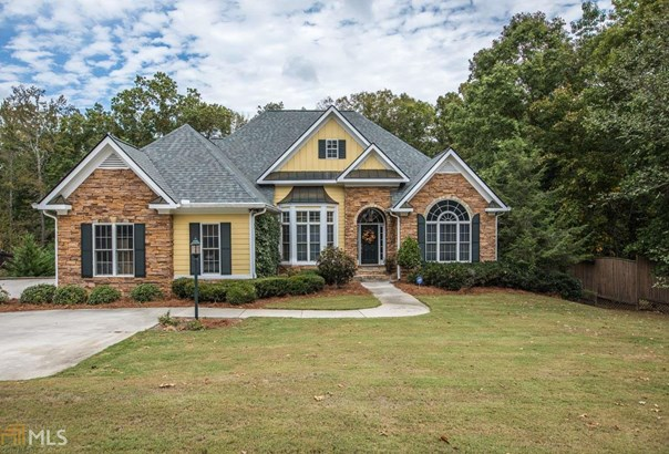 Single Family Detached, Craftsman - Rome, GA