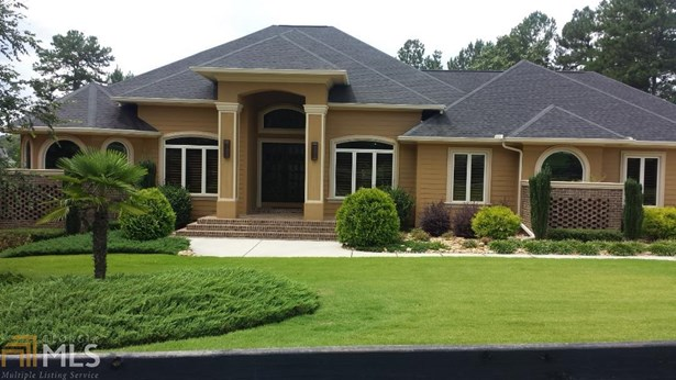 Single Family Detached, Mediterranean - Rome, GA