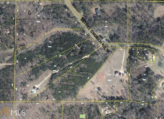Land Lot, Agriculture - Silver Creek, GA