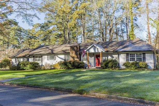 Single Family Residence, Brick 4 Side,Ranch - Rome, GA